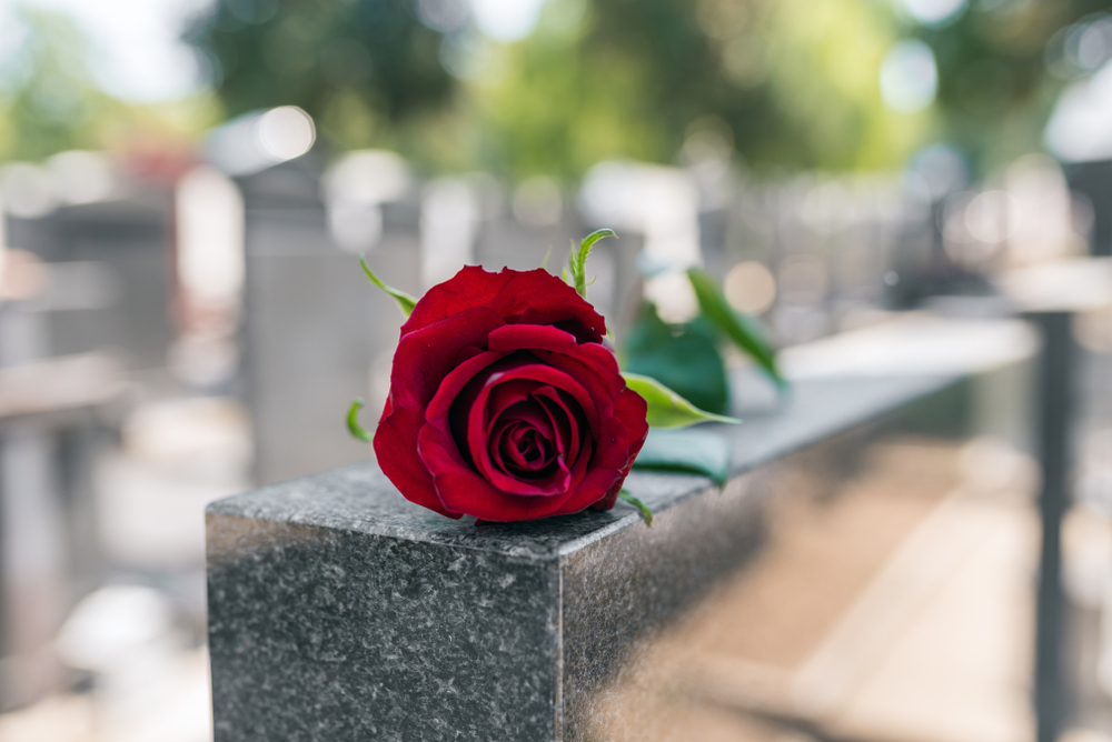 The cost of cremation and burial