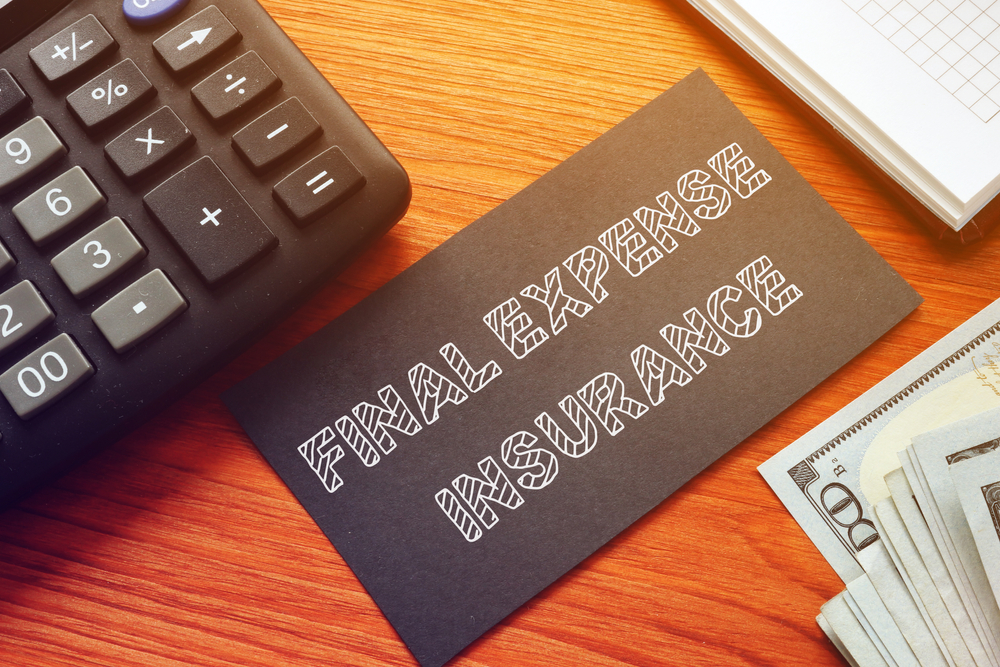 a final expense policy can benefit you mentally and financially