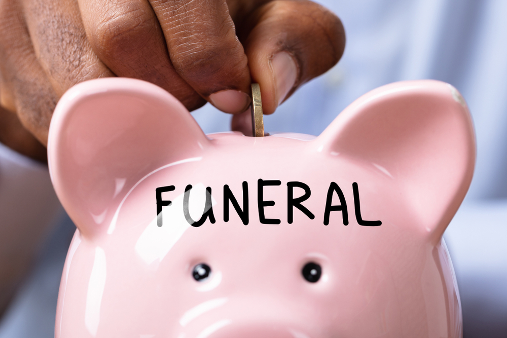 Purchasing a funeral plan
