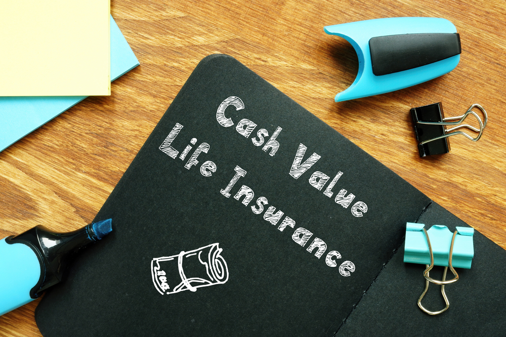 Burial insurance has a cash value that can ultimately be borrowed
