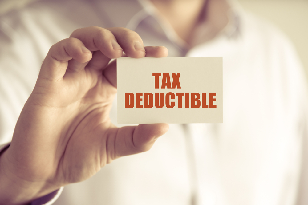 Burial insurance is an expense that cannot be deducted on individual tax returns