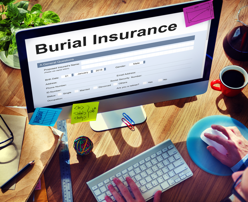 your health is the main factor for determining your cost for burial insurance